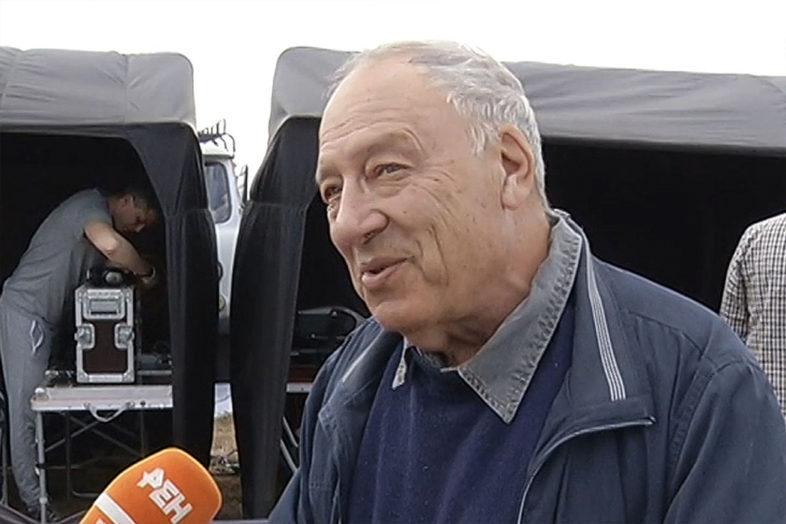 Александр Прошкин приехал в Оренбург orengrad