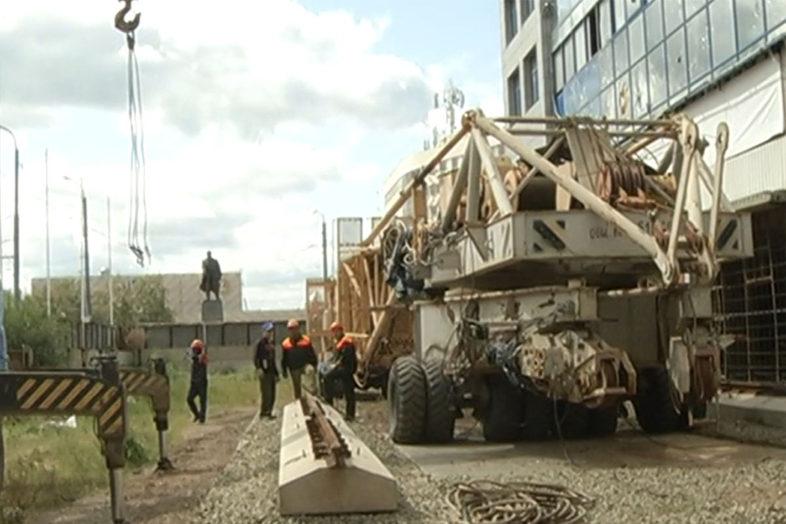 в Оренбург планируется снос знаменитого недостроя orengrad