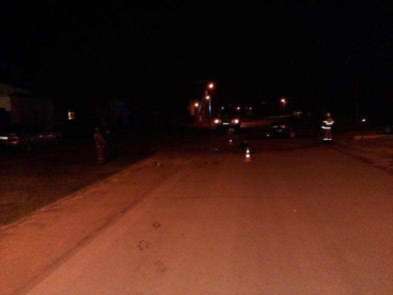 Серьезная авария в Нижней Павловке Оренбургского района. Два человека в тяжелом состоянии