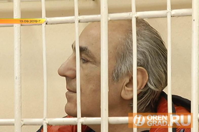 криминального авторитета Ониани отправляют в Москву