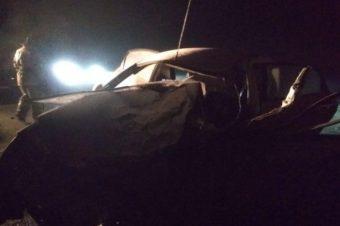 Четыре человека погибли на трассе Оренбург — Орск