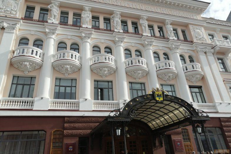 обыск в администрации Оренбурга