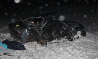 В ДТП на дороге Оренбург-Акбулак погибли два человека