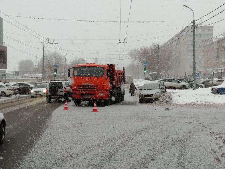 В ДТП на улице Карагандинской скончалась женщина