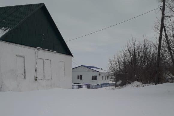 В Соль-Илецком райне в одно из сел не может проехать даже скорая
