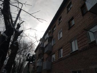 балкон Оренбург