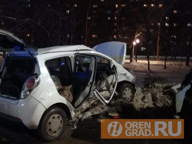 Два серьезных ДТП произошли в Оренбурге на пр. Победы