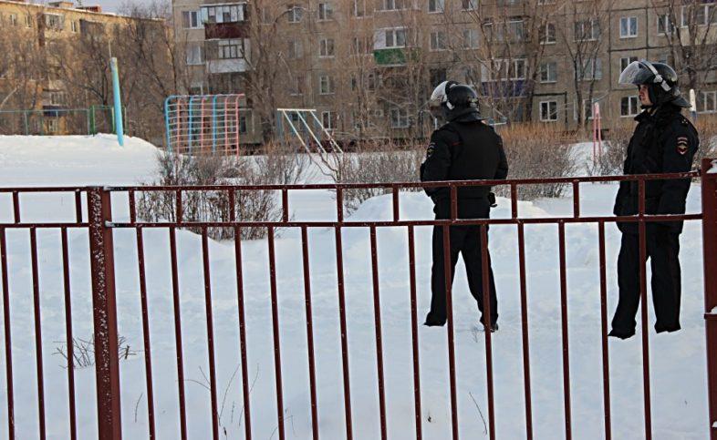 В Оренбуржье заминировали школу