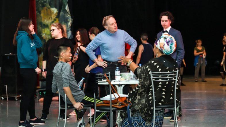 Американские режиссеры завершили кастинг оренбургских актеров
