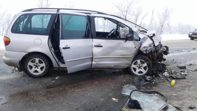 Под Оренбургом произошла смертельная авария