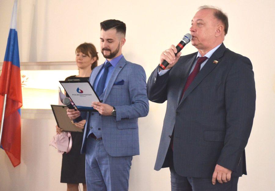 «Росводоканал Оренбург» отметил  День работника жилищно-коммунального хозяйства