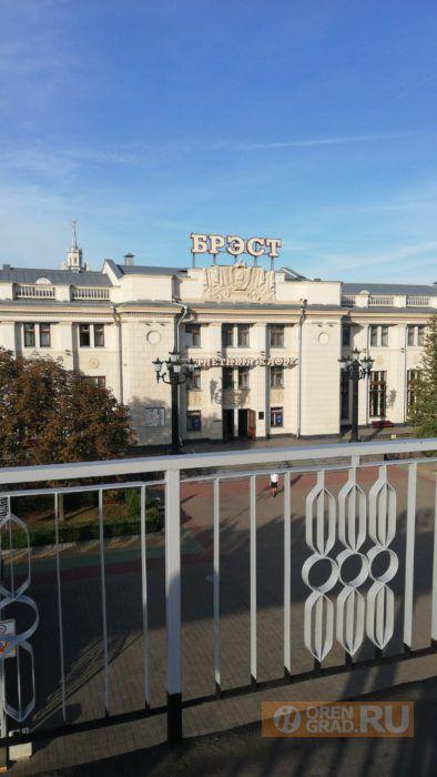 Граница с Белоруссией закрыта с сегодняшнего дня