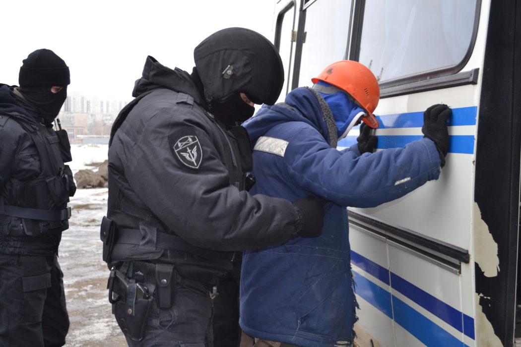 В Оренбурге задержаны незаконные мигранты