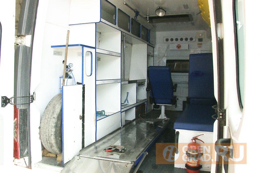 Спецбригада скорой помощи в Оренбурге совершает до 12 выездов в день