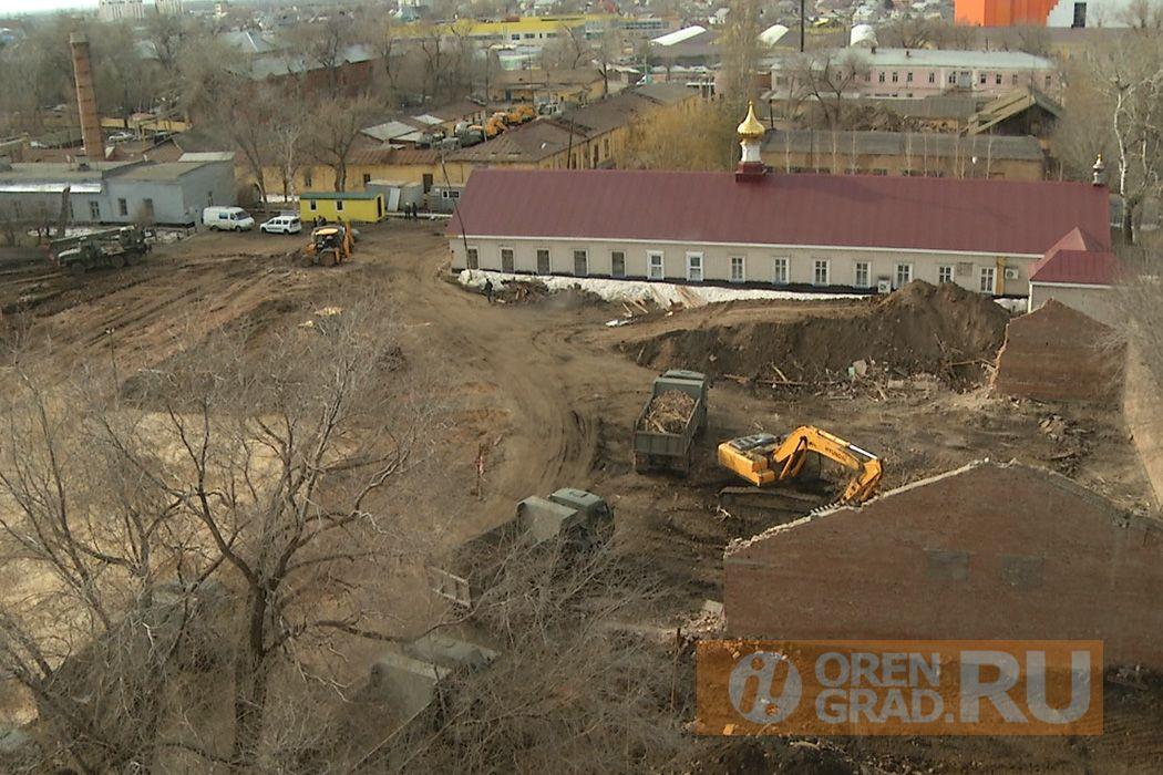 В Оренбурге завершилось строительство многофункционального центра на базе военного госпиталя