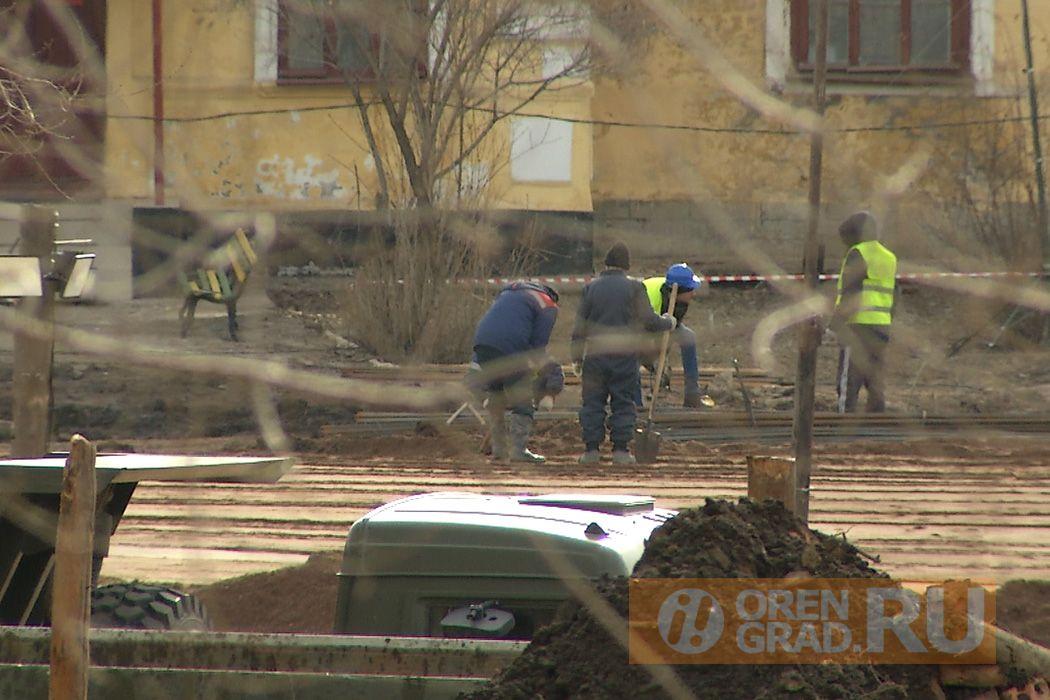 На территории оренбургского военного госпиталя построят инфекционное отделение
