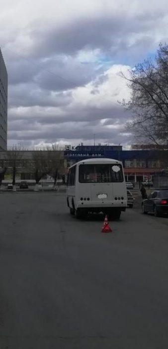 В Оренбурге в ДТП пострадала пассажирка автобуса