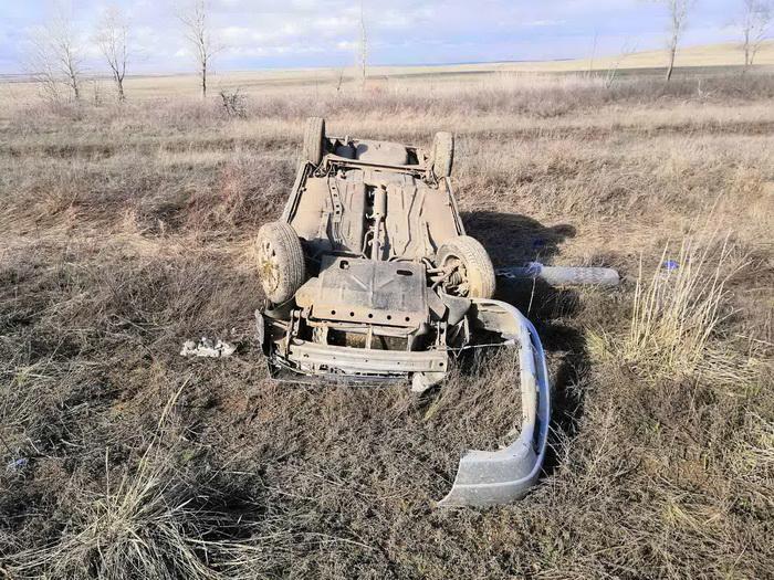 В Новоорском районе произошла смертельная авария