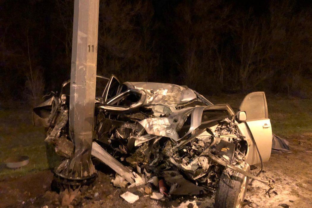 В Оренбургской области в серьёзном ДТП погиб человек