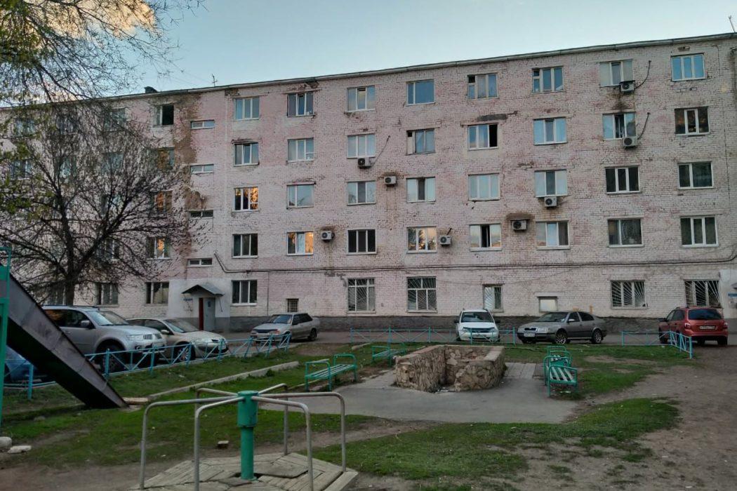 В Оренбурге в общежитии на пр. Бр. Коростелевых карантин опять продлен