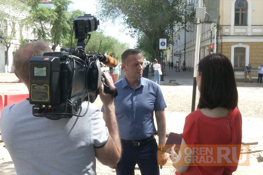 Администрация Оренбурга открыла тайну персоны, которая повлияла на изменение проекта ремонта улиц