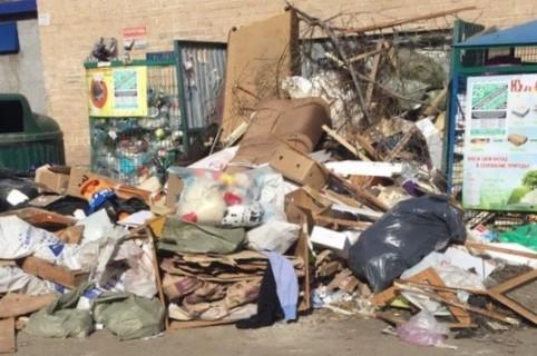 Невывоз мусора региональным оператором стал причиной административных расследований
