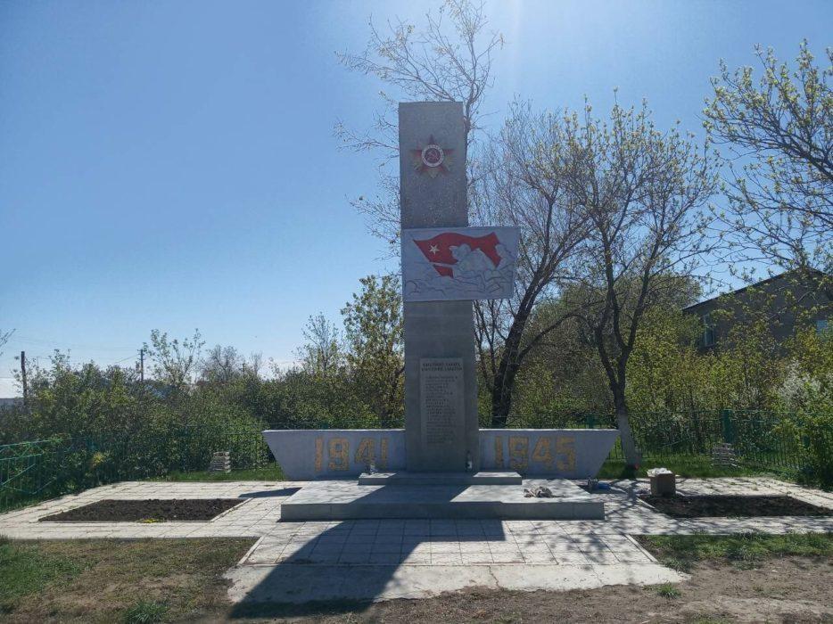 Газпромнефть-Оренбург» привел в порядок мемориалы участникам Великой Отечественной войны