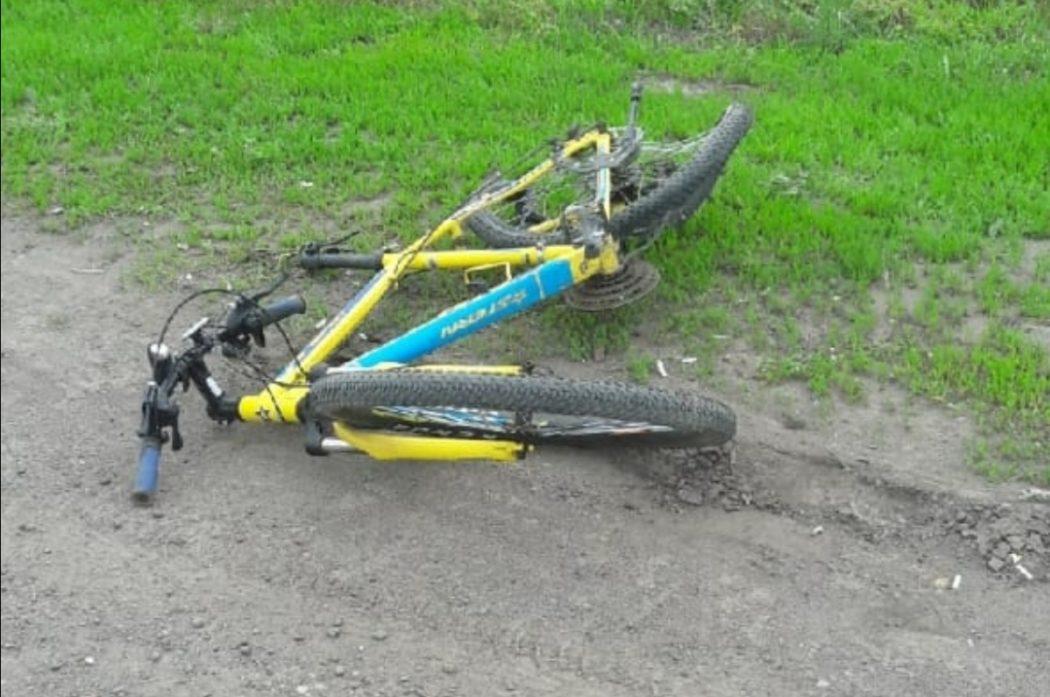 В Оренбурге на Загородном шоссе насмерть сбили велосипедиста