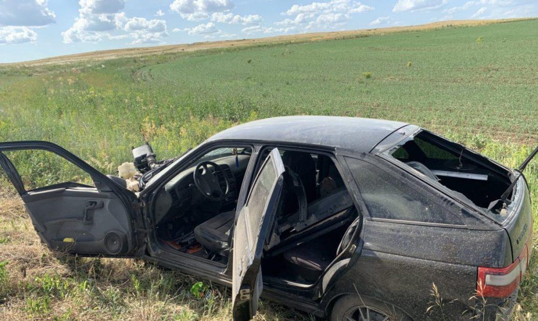 В Оренбуржье недалеко от села Репино произошла смертельная авария