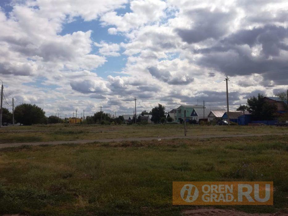 В Оренбурге жители Южного поселка отстояли зеленую зону