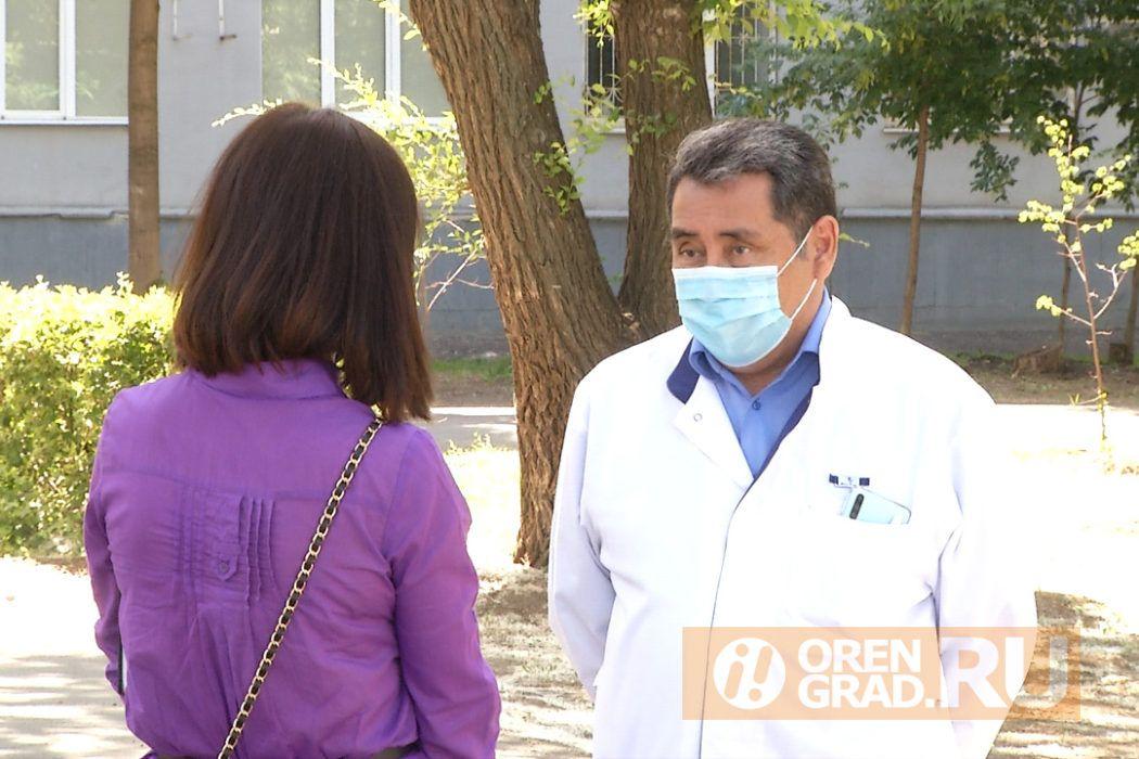 Руководитель главного ковид-центра Оренбургской области рассказал об особенностях лечения коронавируса