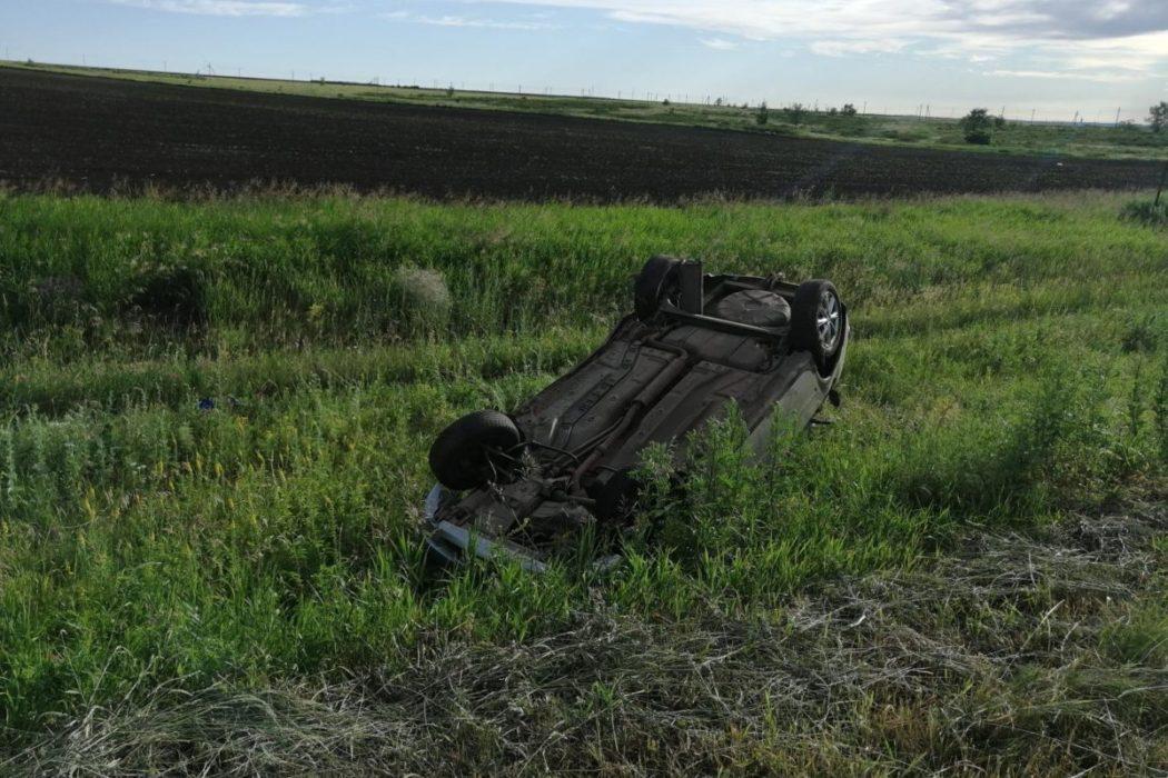 В Грачёвском районе в ДТП погиб водитель