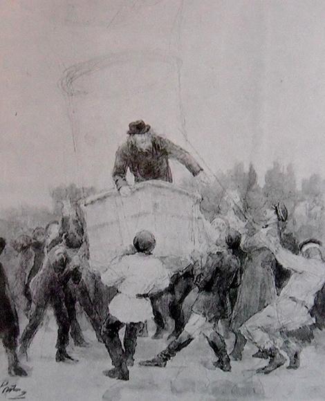 Воздушный шар, Белка и Стрелка, Августовский путч. День в истории