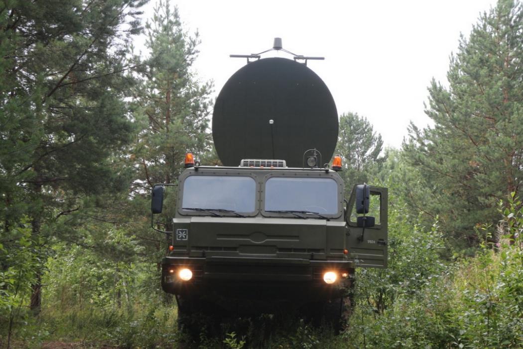 Под Оренбургом начались учения войск радиоэлектронной борьбы ЦВО