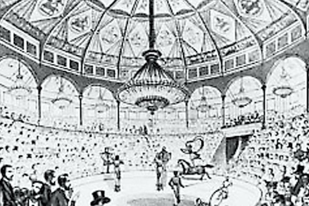 Мария Магдалина, медный бунт, цирк и шампанское
