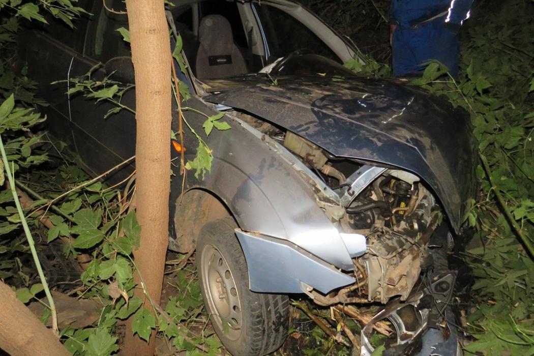 Под Новосергиевкой в аварии погибла женщина