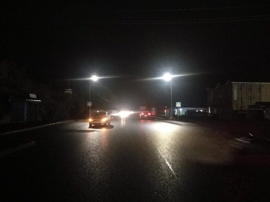 В Оренбурге на улице Авторемонтной сбили девушку