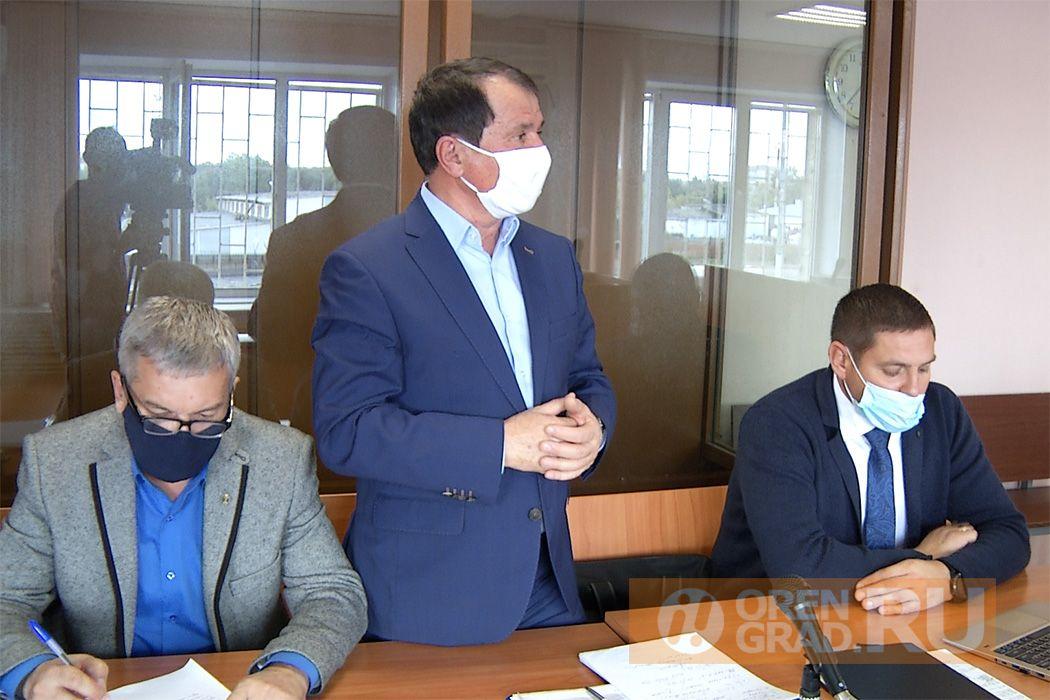 Прокурор ходатайствует о временном отстранении от должности Валерия Бодашко