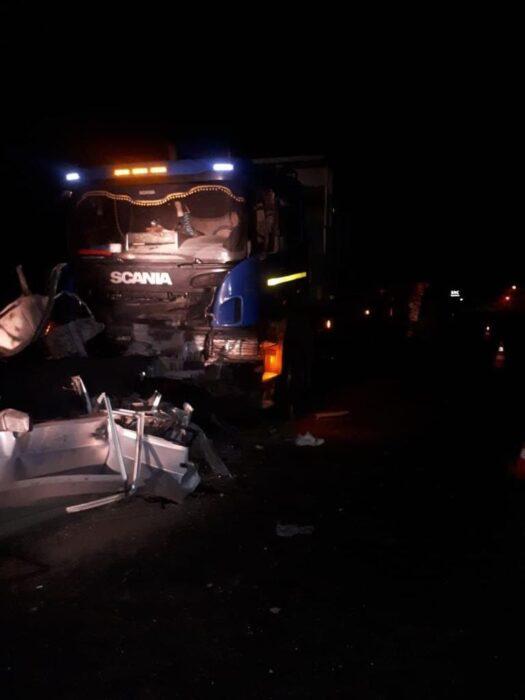 В Оренбуржье в автокатастрофе погибли 5 человек