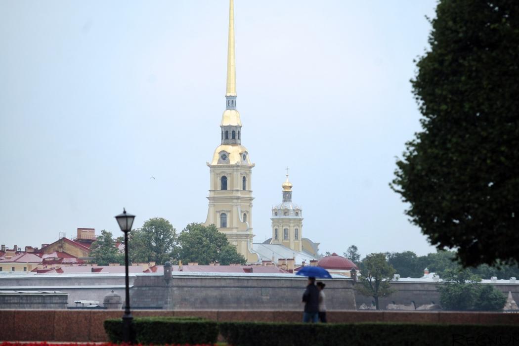 Санкт-Петербург, Чечня и народный артист. День в истории