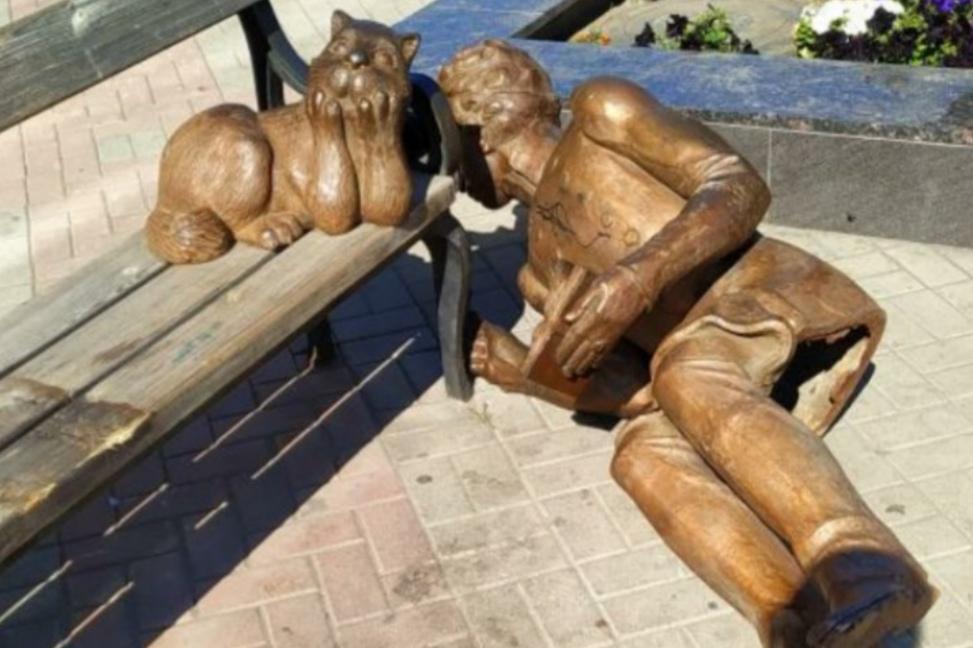 Министр культуры отреагировала на происшествие с памятником Пушкину в Орске