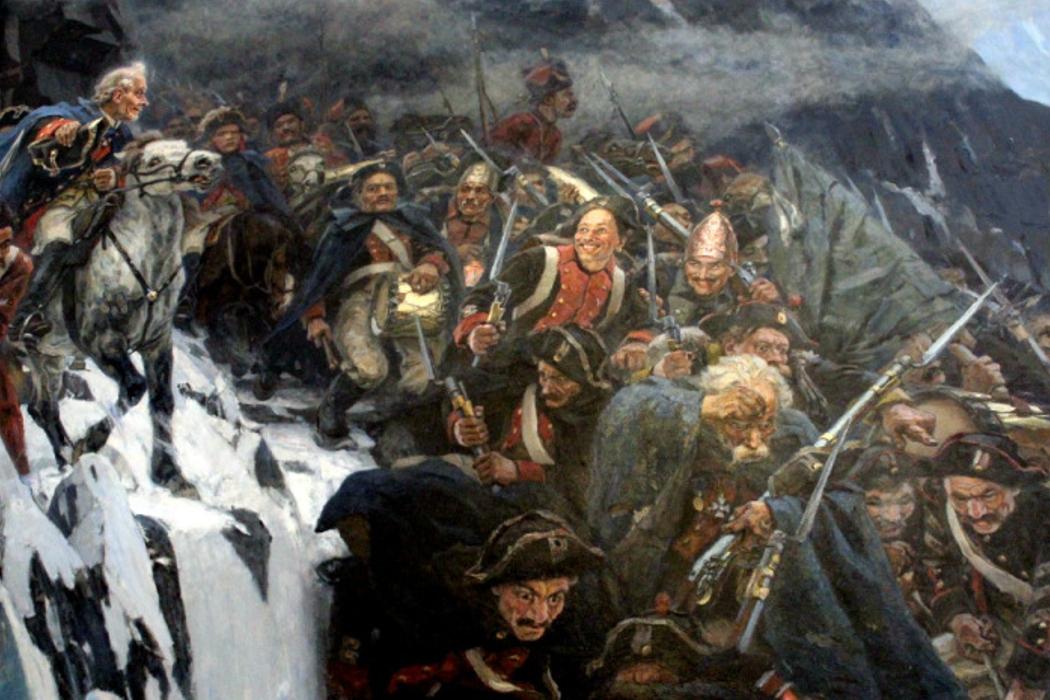 Суворов в Альпах, День мира и рождество пресвятой Богородицы. День в истории