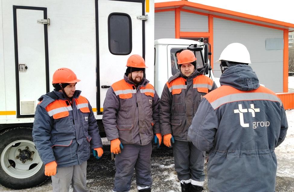Оренбургские теплоэнергетики оптимизировали работу мобильных бригад