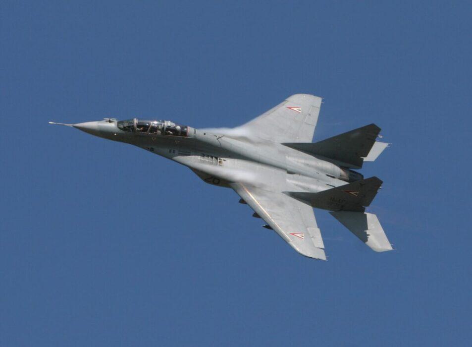 МиГ-29, Игорь Тальков, Instagram и охрана окружающей среды