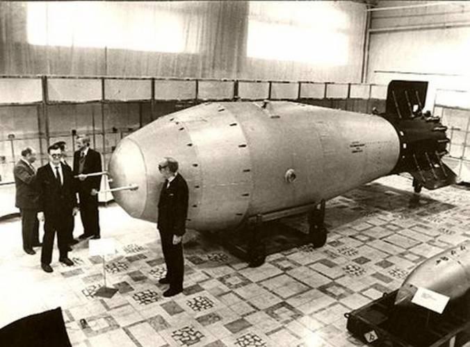 Военно-морской флот, инженер, смертная казнь для разбойников, шариковая ручка и Царь-бомба. День в истории