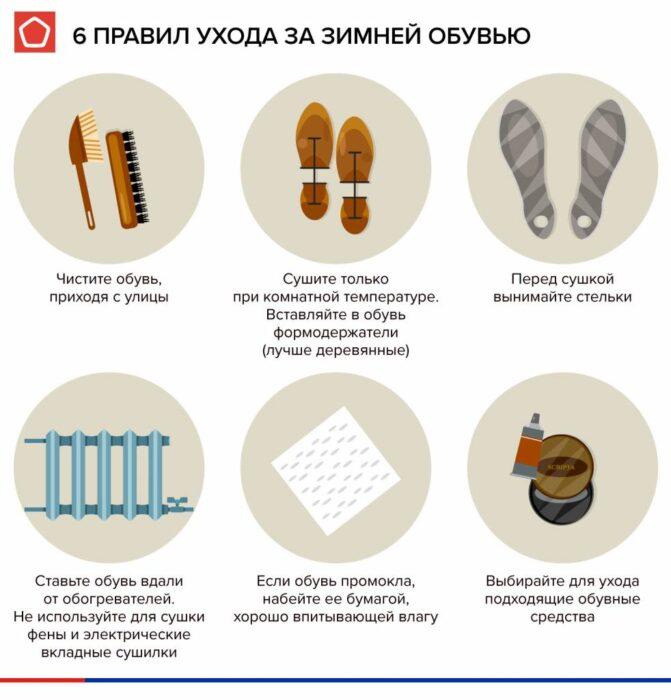 Роскачество рекомендует россиянам купить на зиму несколько пар обуви