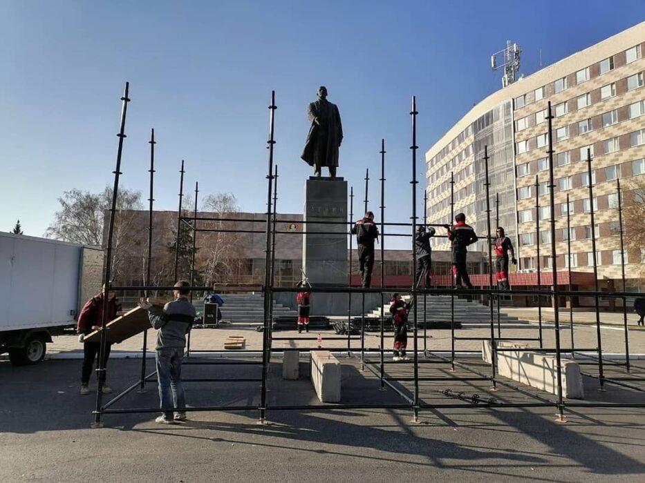 В Оренбурге из-за показа фильма перекроют улицы