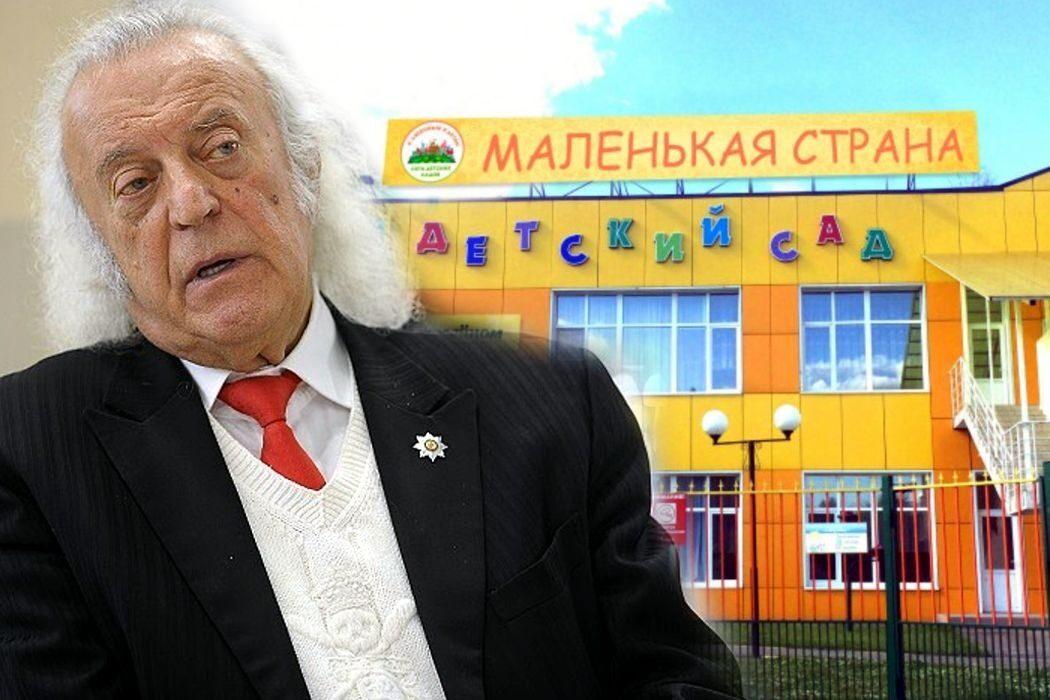Композитор Илья Резник хотел взыскать с оренбургского садика 3 млн.рублей
