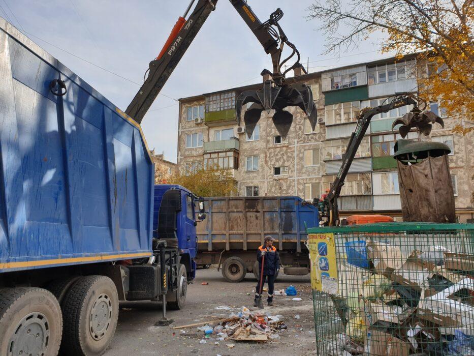 В Оренбурге не работают 79 контейнеров по сбору ТКО