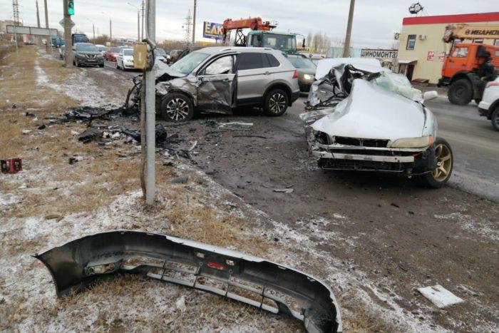 Стали известны подробности смертельного ДТП на Загородном шоссе